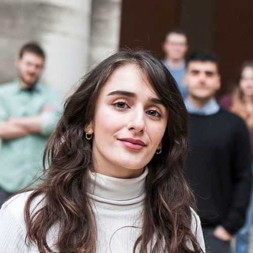 Elena Ellmeier (KSV-KJÖ) - ÖH Fraktionen