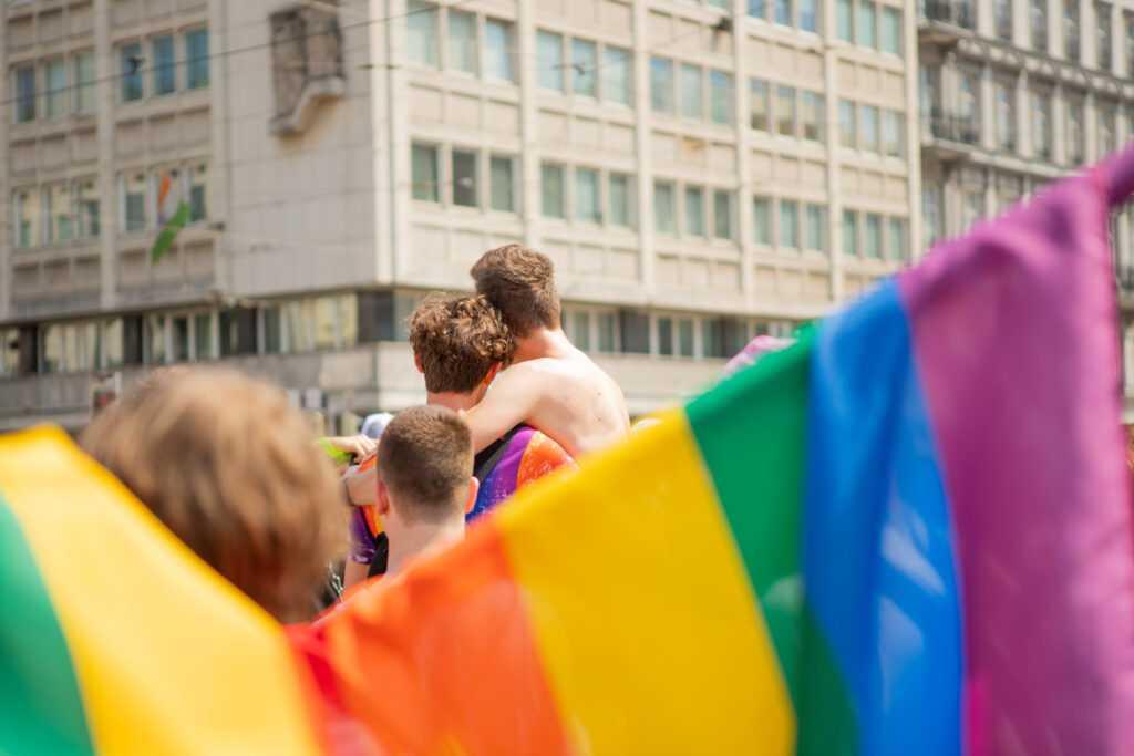 Fotos von der Vienna Pride 2021